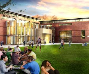 Rendering By   University of Oregon